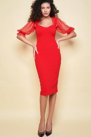 Платье 8811