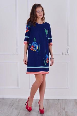 Платье МонеЦветок