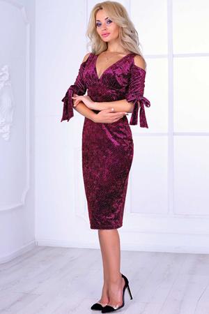 Платье 17023