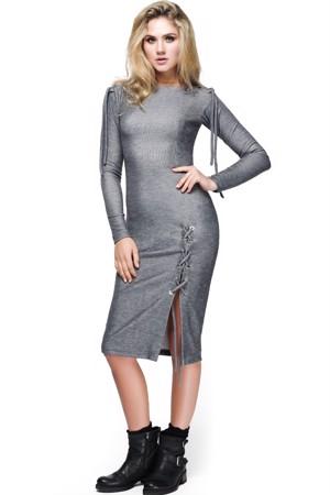 Платье Сизон